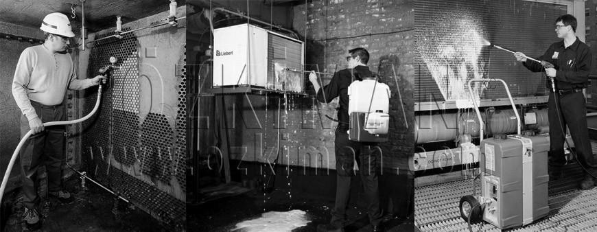 Chiller Soğutma Sistemi Kondenser Temizleme Kimyasalı Fiyatı