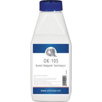 konsantre kombi radyatör temizleyici 1 litre