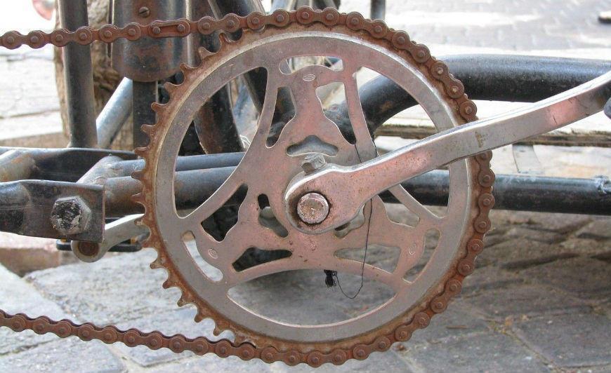 Bisiklet Pası Nasıl Temizlenir
