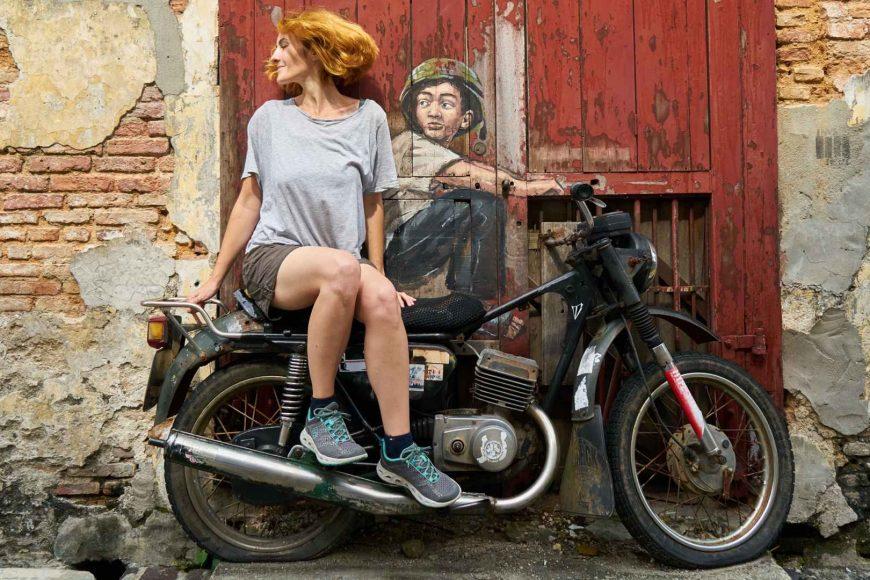 Motosikletin paslanması