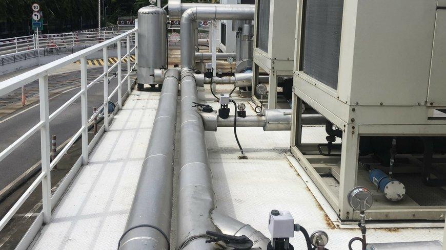 Soğutma sistemlerinde oluşan kireç nasıl temizlenir